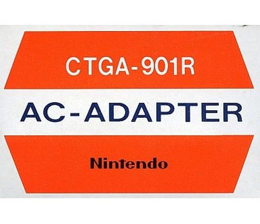 カラーテレビゲームシリーズ専用ACアダプター