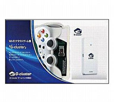 G-cluster ゲームパッド同梱版