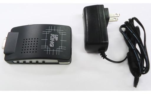 アップスキャンコンバーター [SD-VSC1] (状態:本体・ACアダプタのみ)