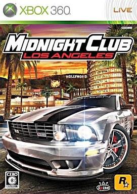 MIDNIGHT CLUB:LOS ANGELES