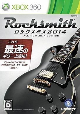 【中古】XBOX360ソフト ロックスミス2014