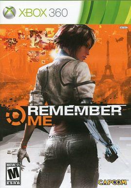 North American version REMEMBER ME (domestic version main body operable)
