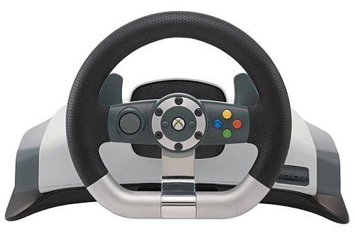 无线赛车轮(Xbox 360)(规格变更版)
