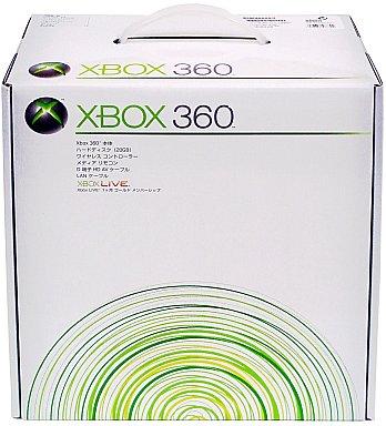Xbox 360机身(HDMI端子安装版)