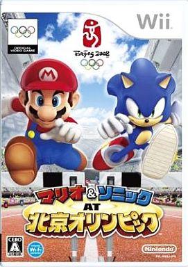 【中古】Wiiソフト マリオ&ソニックAT北京オリンピック