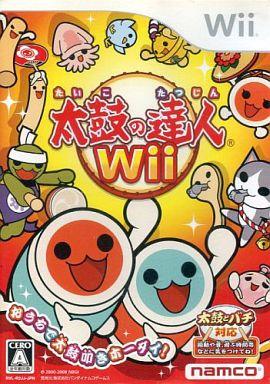 【中古】Wiiソフト 太鼓の達人Wii(ソフト単品版)