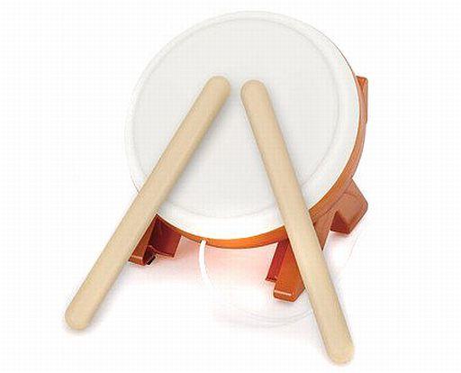 【中古】Wiiハード 太鼓とバチ(「太鼓の達人Wii/WiiU」専用太鼓コントローラ)