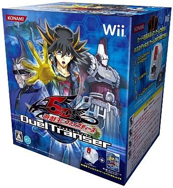 【中古】Wiiソフト 遊戯王5DS デュエルトランサー