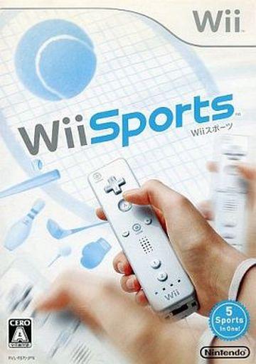 【中古】Wiiソフト ランクB)Wii Sports