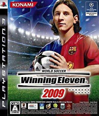 【中古】PS3ソフト WORLD SOCCER Winning Eleven 2009