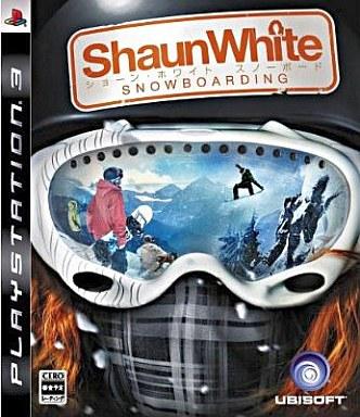 【中古】PS3ソフト ショーン・ホワイト スノーボード