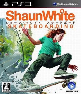 【中古】PS3ソフト ショーン・ホワイト スケートボード
