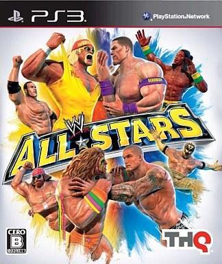 【中古】PS3ソフト WWEオールスターズ