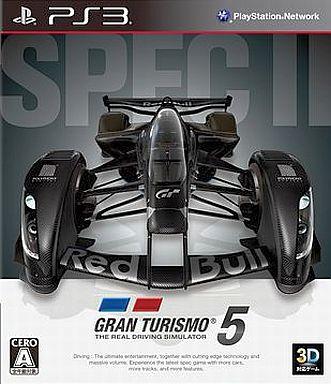【中古】PS3ソフト グランツーリスモ5 SpecII