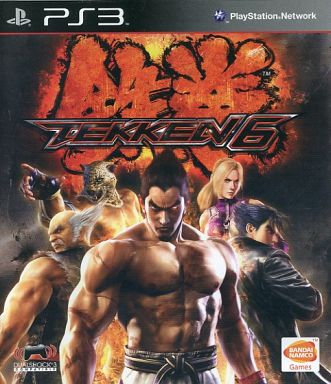 Asian version TEKKEN 6 (domestic version can be used)