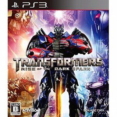 【中古】PS3ソフト トランスフォーマー ライズ・オブ・ザ・ダーク・スパーク