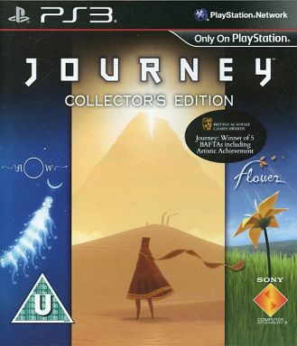 EU version JOURNEY [COLLECTOR 'S EDITION] (domestic version can be used)