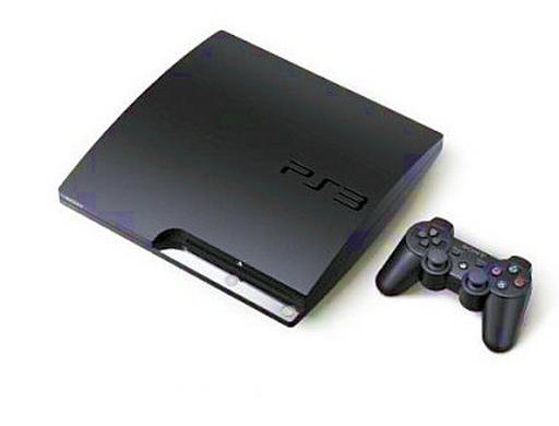 【中古】PS3ハード プレイステーション3本体 チャコール・ブラック [CECH-2100A] (HDD 120GB) (状態:本体状態難)