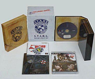 【中古】PS3ソフト BIOHAZARD(バイオハザード)15th Anniversary BOX