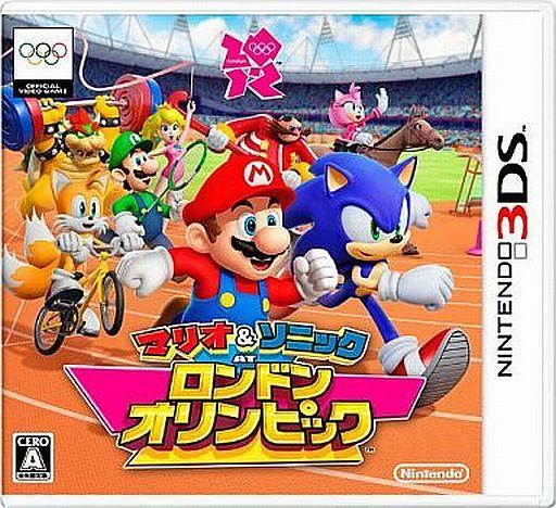 【中古】ニンテンドー3DSソフト マリオ&ソニックATロンドンオリンピック