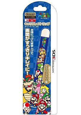 【中古】ニンテンドー3DSハード スーパーマリオ キャラプレストラップ for ニンテンドー3DS マリオB