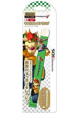 【新品】ニンテンドー3DSハード スーパーマリオ キャラプレストラップ for ニンテンドー3DS マリオカート7K