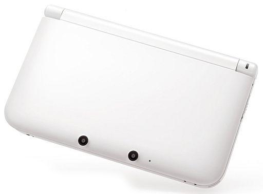 【中古】ニンテンドー3DSハード ニンテンドー3DSLL本体 ホワイト