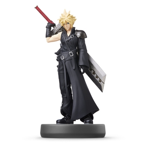 amiibo cloud 【2P Fighter】 (Super Smash Bros. Smash Brothers Series)