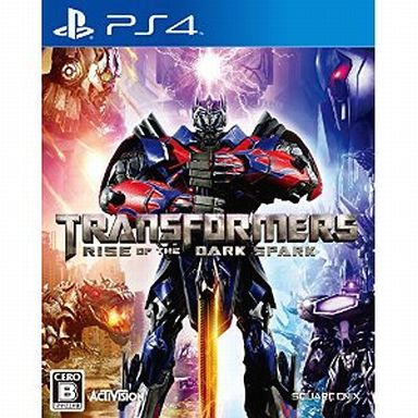 【中古】PS4ソフト トランスフォーマー ライズ・オブ・ザ・ダーク・スパーク