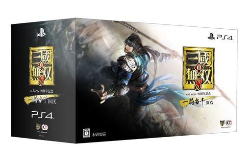 【新品】PS4ソフト 真・三國無双8 一騎当千BOX