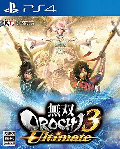 Musou OROCHI3 Ultimate