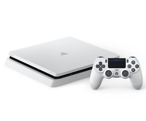 Playstation 4 Body Glacier · White (HDD 500 GB / CUH - 2000 AB 02)