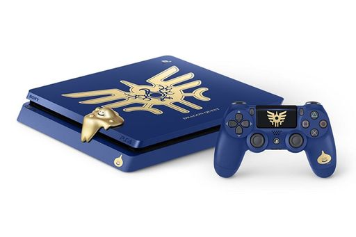 Playstation 4 main unit Dragon Quest (video game) lotto edition (HDD 1 TB / CUHJ - 10015)
