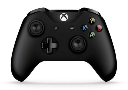 Wireless controller black