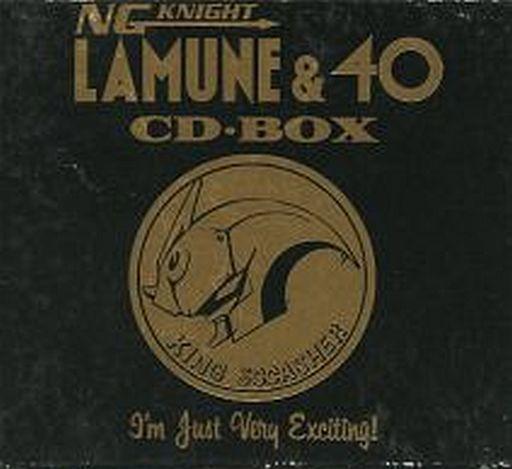 NG騎士ラムネ&40 CD BOX