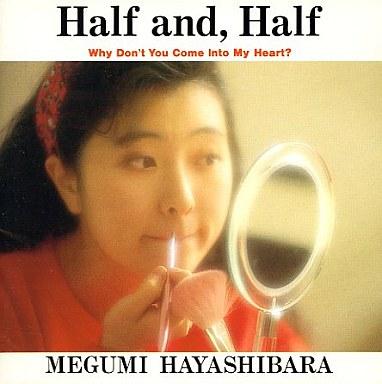 【中古】CDアルバム 林原めぐみ/Half and Half