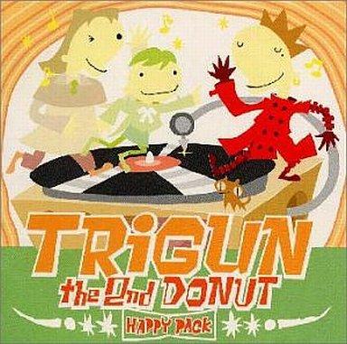トライガン trigun the 2nd donutsHAPPY PACK