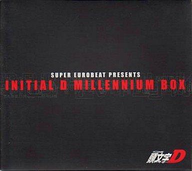 【中古】アニメ系CD SUPER EUROBEAT presents 頭文字D MILLENNIUM BOX[限定版]