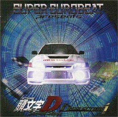 【中古】アニメ系CD SUPER EUROBEAT presents 頭文字D Second Stage D SELECTION1