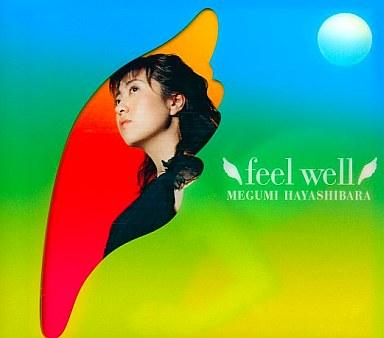 【中古】アニメ系CD 林原めぐみ / feel well[通常盤]