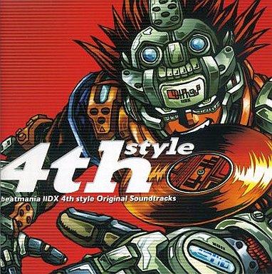 beatmania IIDX 4th style オリジナルサウンドトラック
