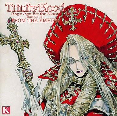 【中古】CDアルバム トリニティブラッド R.A.M 第3章 「FROM THE EMPIRE」