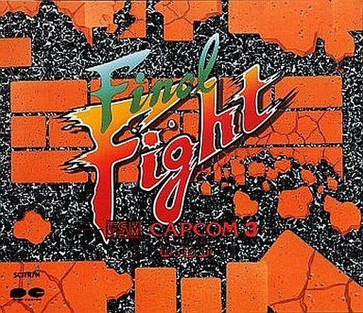 【中古】アニメ系CD Final Fight -G.S.M. CAPCOM3-