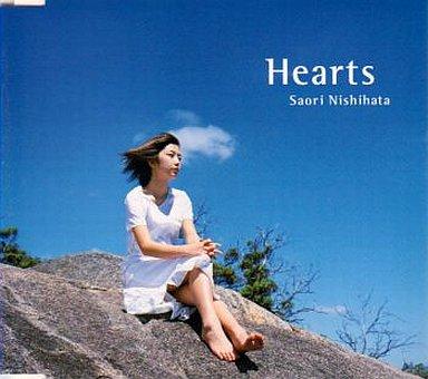【中古】アニメ系CD 西端さおり/Hearts  スターオーシャンEX主題歌