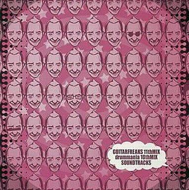 GUITAR FREAKS 11thMIX & drummania 10thMIX Soundtracks