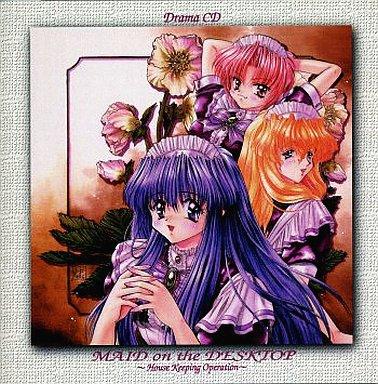 【中古】アニメ系CD ドラマCD デスクトップのメイドさん