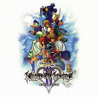 KINGDOM HEARTS 2 オリジナル・サウンドトラック
