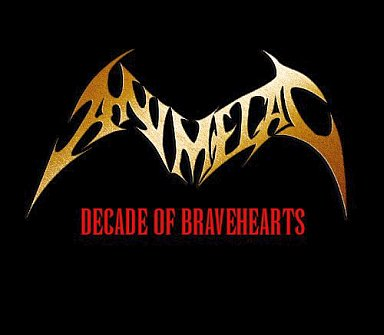 【中古】アニメ系CD ANIMETAL / DECADE OF BRAVEHEARTS[DVD付]