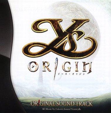 イース・オリジン オリジナルサウンドトラック