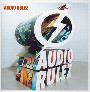 【中古】アニメ系CD AUDIO RULEZ/AUDIO RULEZ